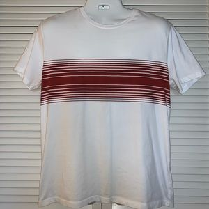 Lucky Brand | Red Striped Shirt
